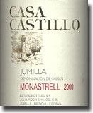 2013 Casa Castillo Monastrell Jumilla