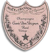 2000 Moet Et Chandon Dom Perignon Rose