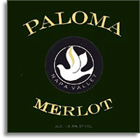 1996 Paloma Vineyard Merlot Spring Mountain District