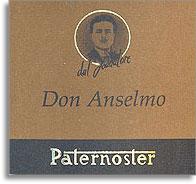 2010 Paternoster Aglianico del Vulture Don Anselmo