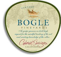 2005 Bogle Vineyards Cabernet Sauvignon California
