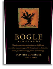 2011 Bogle Vineyards Zinfandel Old Vines California