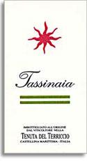 2006 Castello Del Terriccio Tassinaia Toscana Rosso