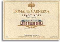 2010 Domaine Carneros Pinot Noir Carneros