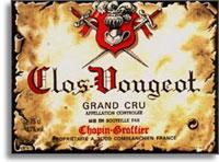 1992 Domaine Daniel Chopin Groffier Clos Vougeot