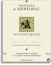 2007 Domaine d'Aupilhac Coteaux du Languedoc Montpeyroux