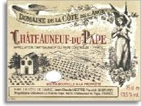 2007 Domaine de la Cote de l'Ange Chateauneuf-du-Pape