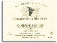 2010 Domaine de la Mordoree Chateauneuf-du-Pape Cuvee de la Reine des Bois