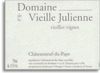 2001 Domaine de la Vieille Julienne Chateauneuf-du-Pape Vieilles Vignes