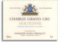 2010 Domaine Long Depaquit Albert Bichot Chablis La Moutonne