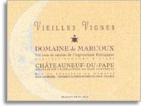 2007 Domaine de Marcoux Chateauneuf-du-Pape Vieilles Vignes