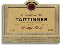 NV Taittinger Brut Prestige Rose