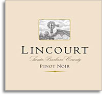 Vv Lincourt Vineyards Pinot Noir Santa Barbara County