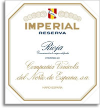 2004 Cune Imperial Rioja Reserva