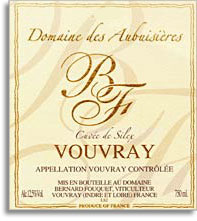 2012 Domaine des Aubuisieres(Bernard Fouquet) Vouvray Cuvee de Silex