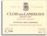 2007 Domaine Des Lambrays Clos Des Lambrays