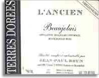 Vv Domaine Des Terres Dorees Jean Paul Brun Beaujolais Lancien Vieilles Vignes