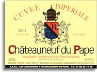 2007 Domaine Raymond Usseglio & Fils Chateauneuf-du-Pape Cuvee Imperiale
