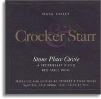 2005 Crocker & Starr Stone Place Cabernet Sauvignon St. Helena