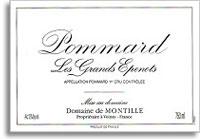 2004 Domaine De Montille Pommard Les Grands Epenots