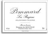 2009 Domaine De Montille Pommard Les Rugiens