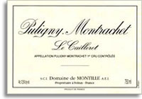 2011 Domaine de Montille Puligny-Montrachet Le Cailleret