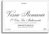 2007 Domaine de Montille Vosne-Romanee Aux Malconsorts