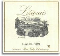 2011 Littorai Chardonnay Mays Canyon Sonoma Coast