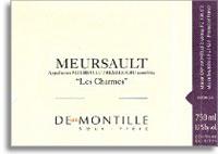2004 Maison Deux Montille Soeur Et Frere Meursault Les Charmes