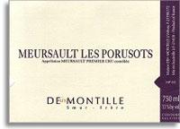 2005 Maison Deux Montille Soeur Et Frere Meursault Poruzots