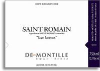 2009 Maison Deux Montille Soeur et Frere Saint-Romain Le Jarron