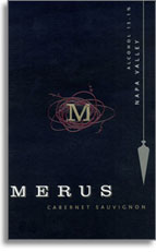 2007 Merus Wines Cabernet Sauvignon Napa Valley