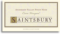 2009 Saintsbury Pinot Noir Cerise Vineyard Anderson Valley