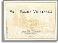 2007 Wolf Family Vineyards Cabernet Sauvignon Napa Valley