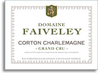 2009 Domaine Faiveley Corton-Charlemagne
