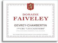 2011 Domaine Faiveley Gevrey-Chambertin Les Cazetiers