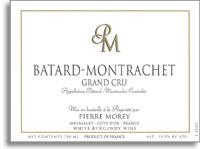 2007 Pierre-Yves Colin-Morey Batard-Montrachet
