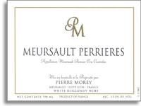 2010 Pierre-Yves Colin-Morey Meursault Les Perrieres