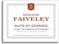 2010 Domaine Faiveley Nuits-Saint-Georges Les Porets-Saint-Georges