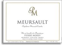 2010 Domaine Pierre Morey Meursault