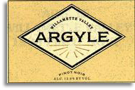 2010 Argyle Winery Pinot Noir Willamette Valley