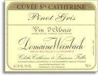 2008 Domaine Weinbach Pinot Gris Cuvee Saint Catherine