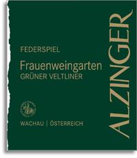 2003 Leo Alzinger Gruner Veltliner Federspiel Frauenweingarten