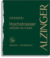 2003 Leo Alzinger Gruner Veltliner Federspiel Hochstrasser