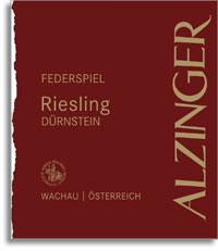 2009 Leo Alzinger Riesling Federspiel Durnsteiner