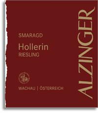 2009 Leo Alzinger Riesling Smaragd Hollerin