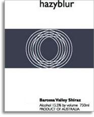 2005 Hazy Blur Shiraz Barossa Valley