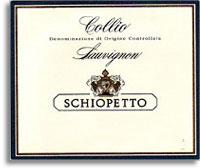 2010 Mario Schiopetto Sauvignon