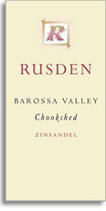 2010 Rusden Wines Zinfandel Chookshed Barossa Valley