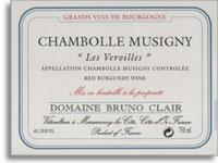 2008 Domaine Bruno Clair Chambolle-Musigny Les Veroilles